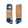 Yoga Mat Strap - Tie Dyed Blue