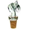 Elephant Wine Stopper - Glass