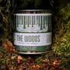 Woodsy Candle - Hand Crafted in the USA - 1 Pint