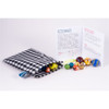Classic Games - Glass Marbles in Cloth bag