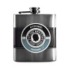 Natural Aftershave in a reusable Flask - Bergamot