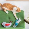 Felt Cat Toys - Fish