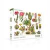 Puzzle - Cactus - 1000 pieces