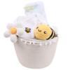 Eco Friendly Baby Gift Basket - Bee Happy