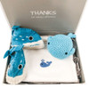 Save the Whales Baby Gift