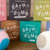 Handmade Bath Bomb - Oatmeal Milk & Honey