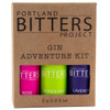 Organic Gin Bitters Adventure Kit