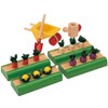 Toy Vegetable Garden