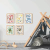 Sticker Activity Set - Mini Garden Poster