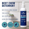 Safe and Effective No Chew Bitter Spray