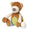 Organic Stuffed Bear - Newborn Safe