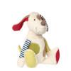 Organic Stuffed Patchwork Dog