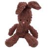 Organic Dog Toy - Brown Bunny