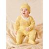 Organic Baby Hat - Banana, 3-6M