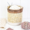 Woven Storage Basket or Planter