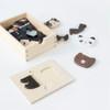 Mix & Match Wooden Animal Tiles