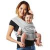 Baby Carrier Wrap K'tan Grey x Large
