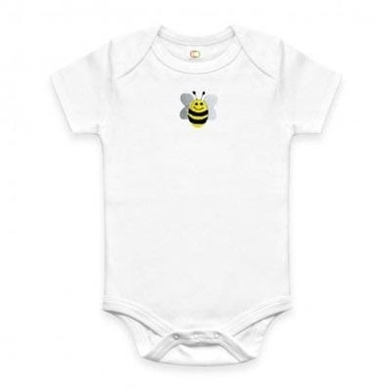 Organic Bee Onesie - 3-6 Months