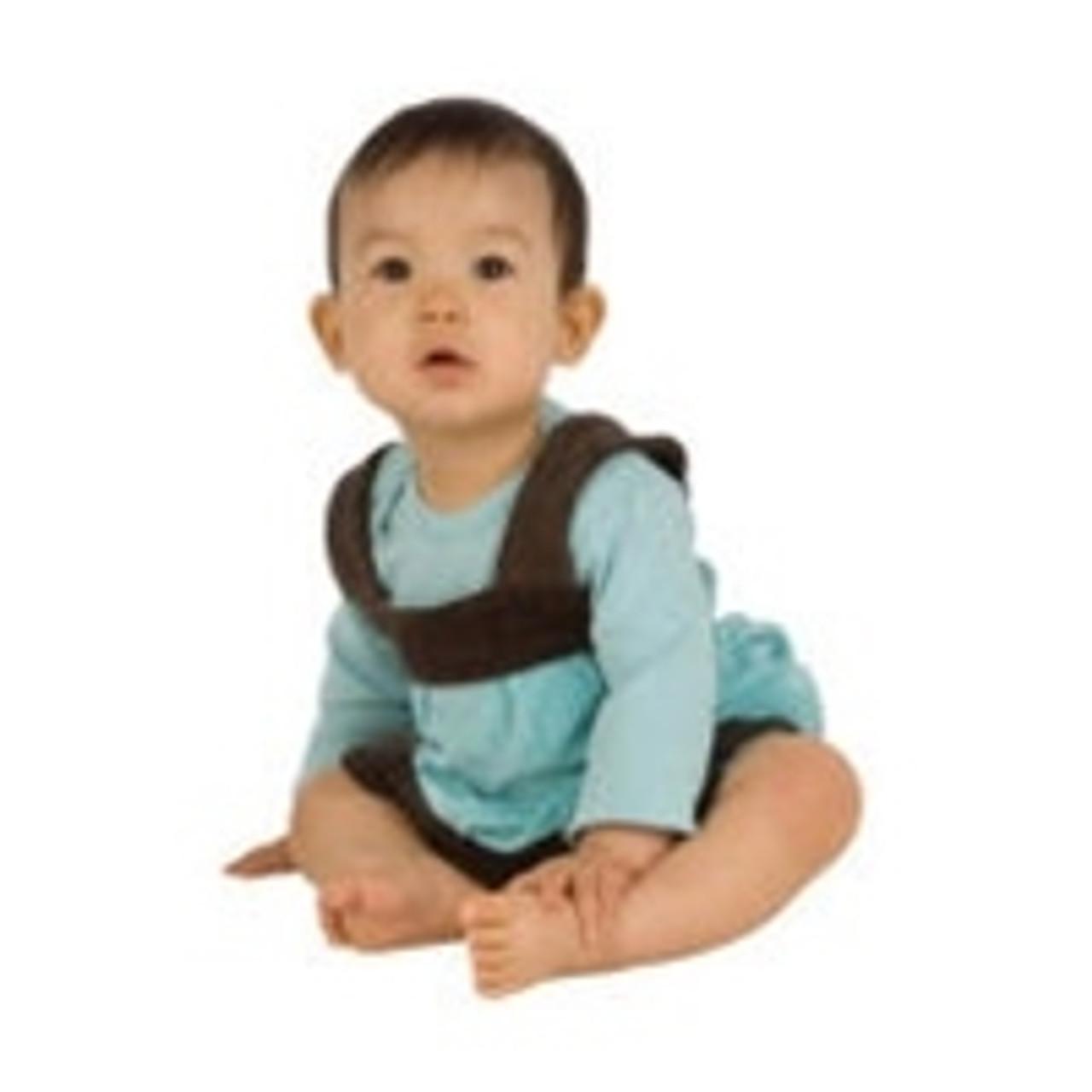 Kate Quinn Organics Organic Baby Dress - Velour - 12-18m