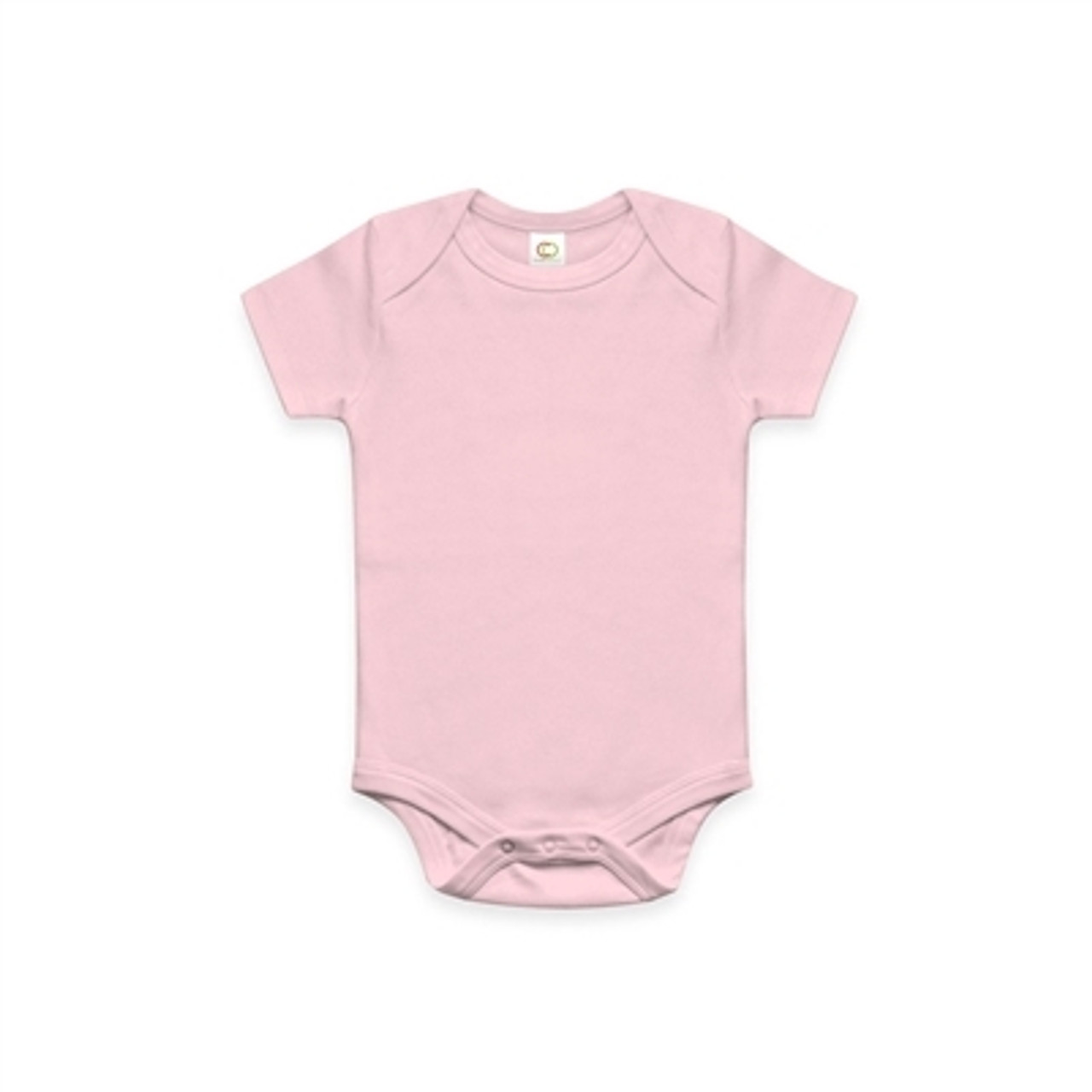 Organic Baby Bodysuit - 6-12 months - Blossom