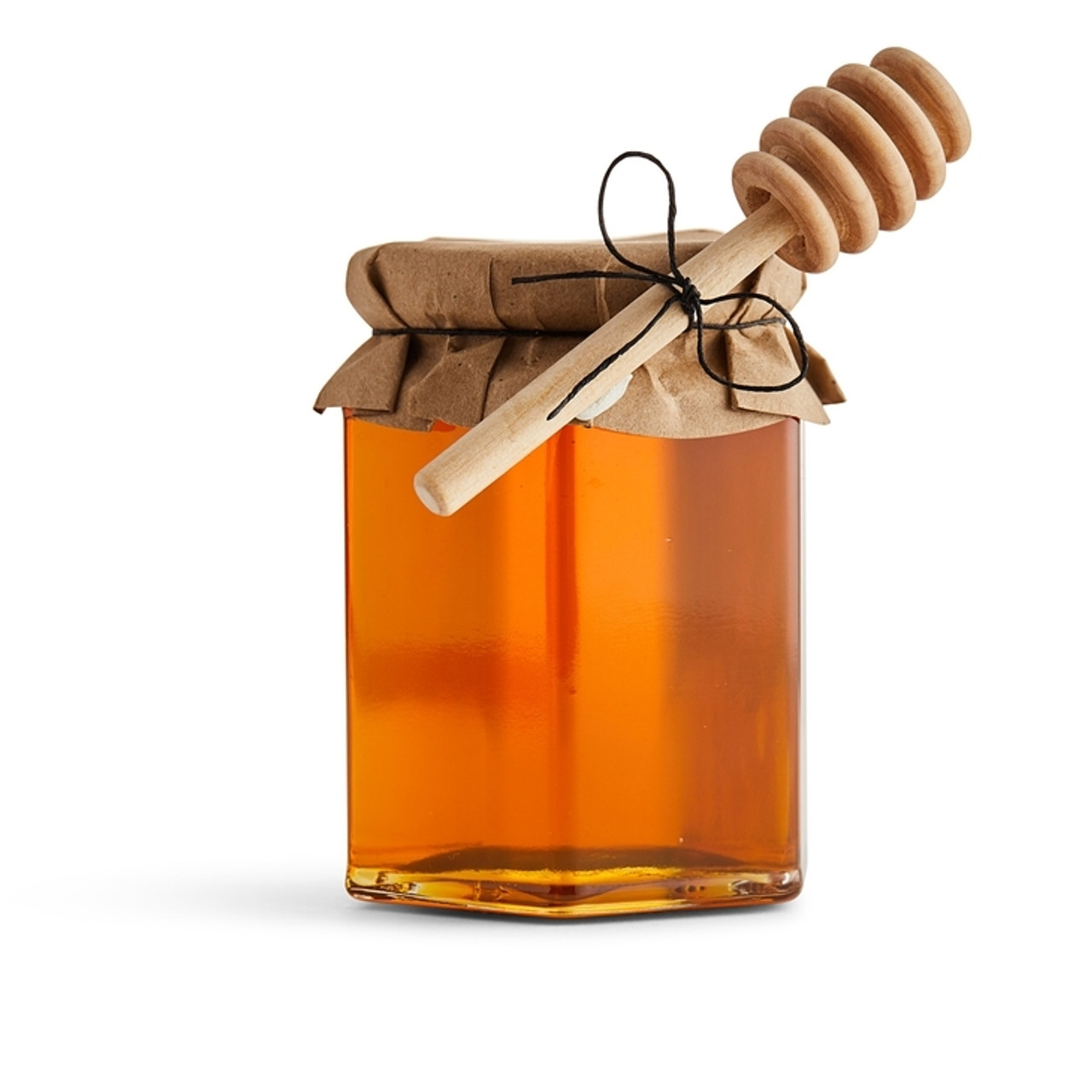 Pure Clover Honey with Dipper - 12oz