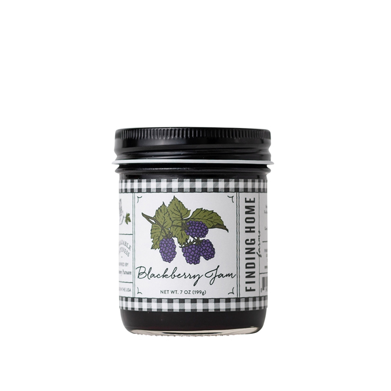 Home Style Blackberry Jam - Made in the USA