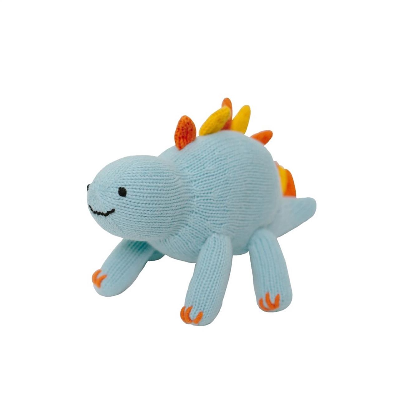 Handmade Dinosaur Toy - Stegosaurus