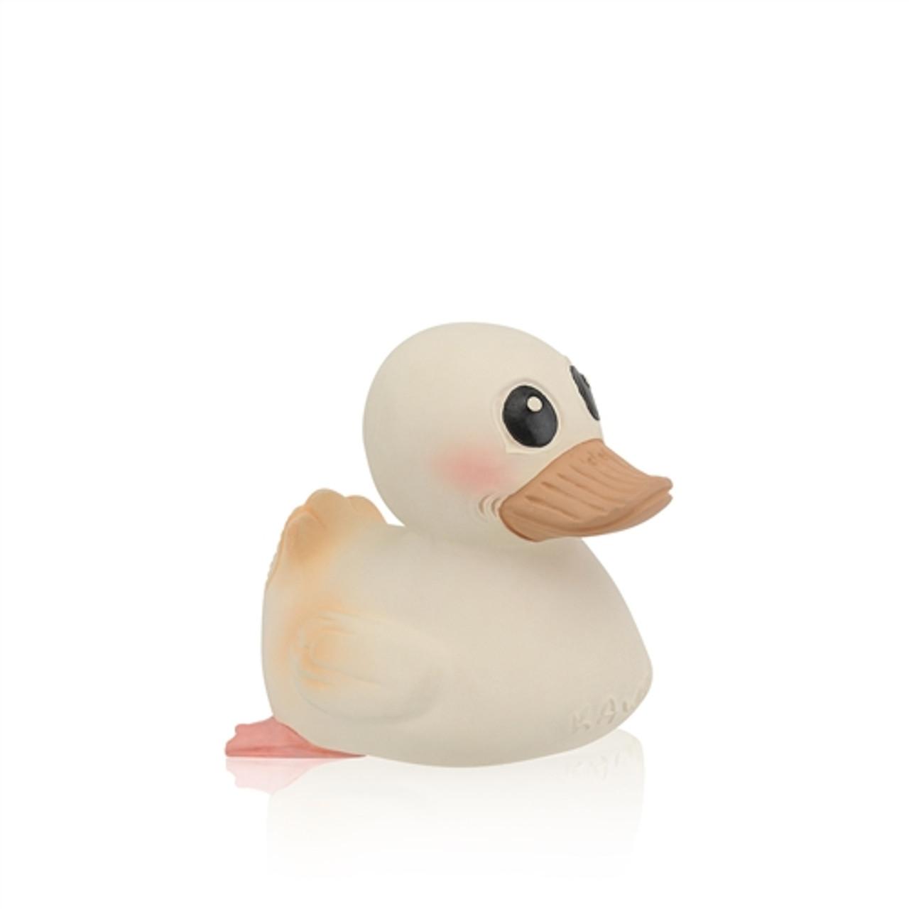 Sealed Rubber Duck Bath Toy - Mini White