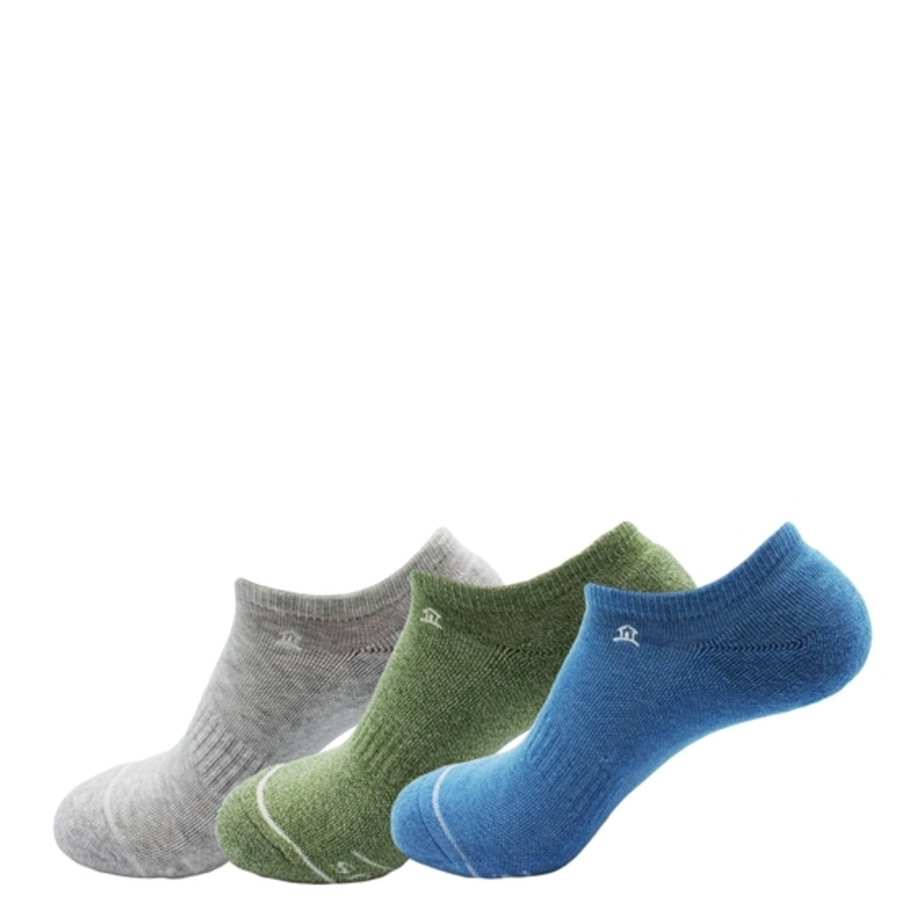 Organic Socks That Give Back - Build Homes, Set of 3