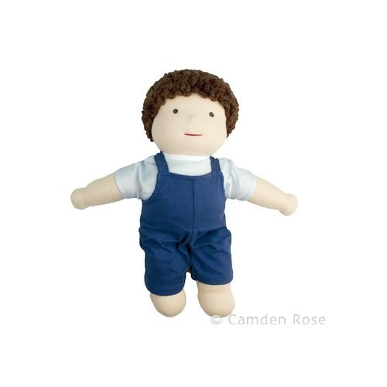 Waldorf Doll - Boy with Brown Hair