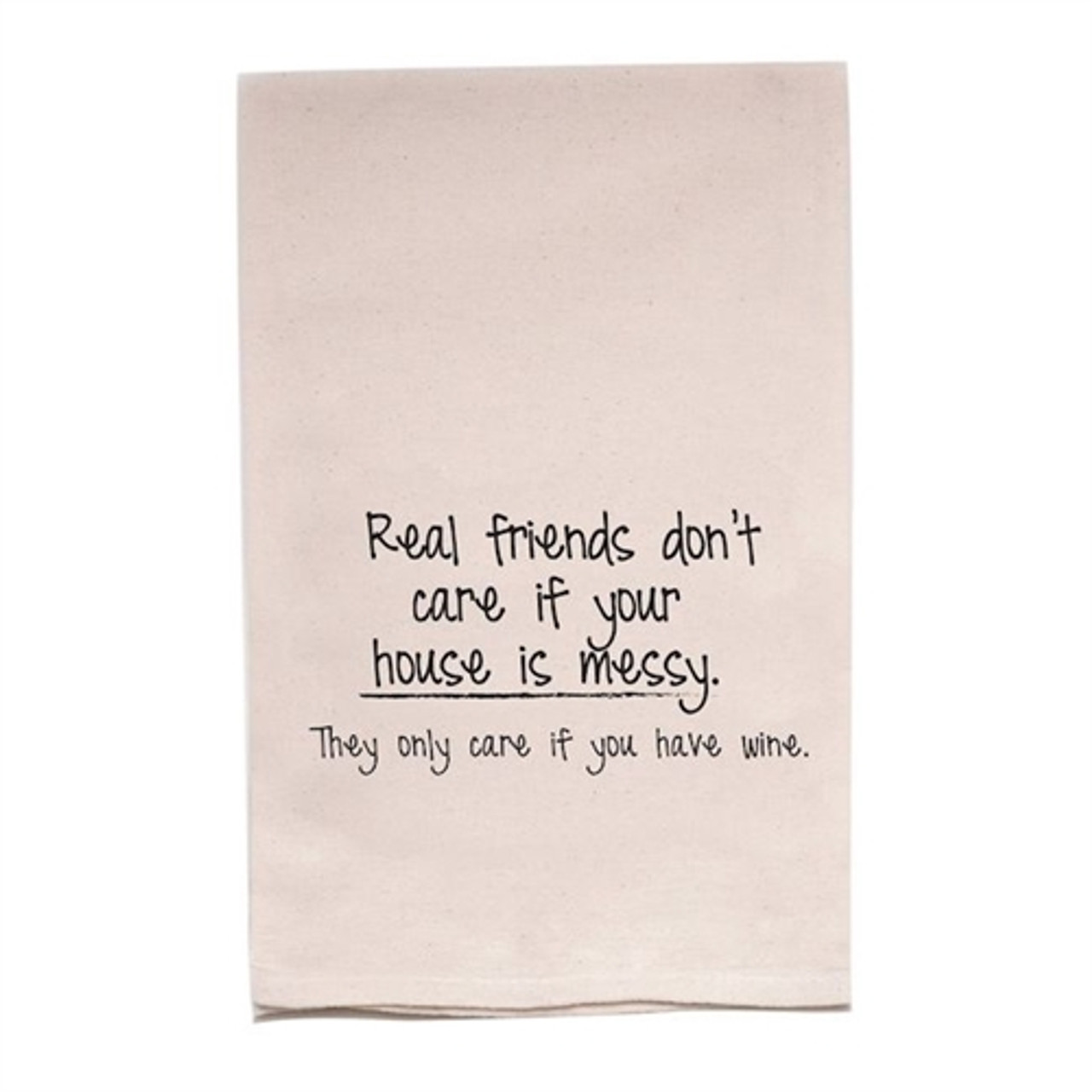 Tea Towel - Messy House