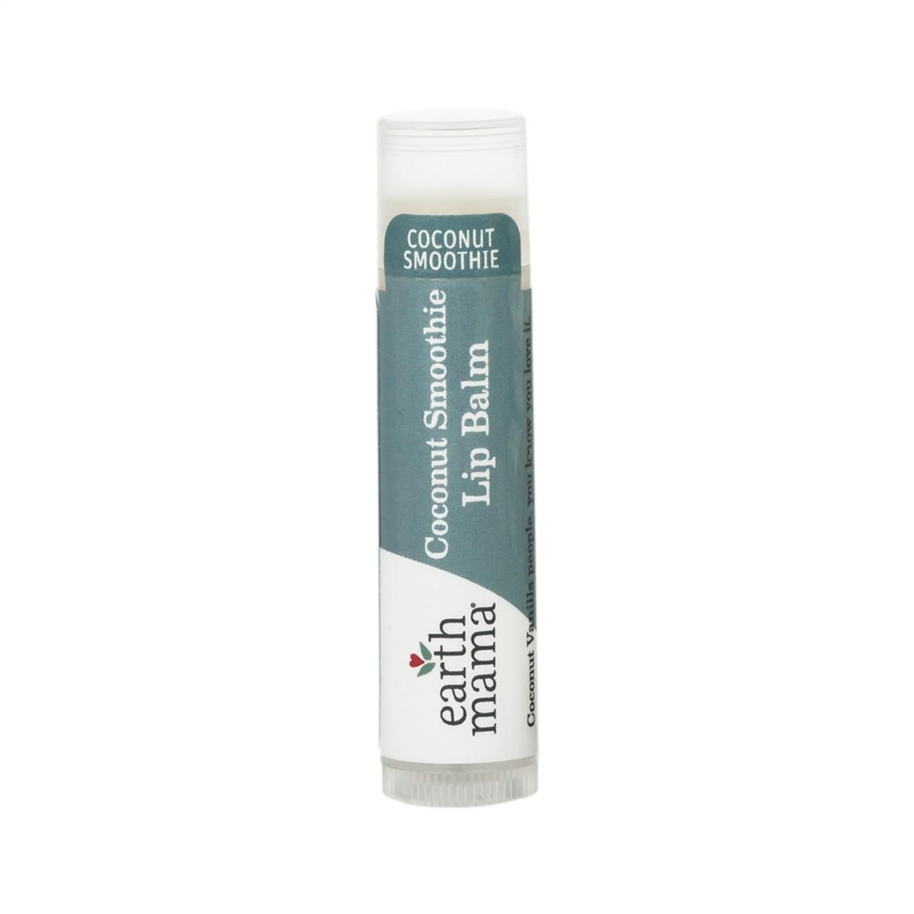 Organic Lip Balm - Coconut Smoothie