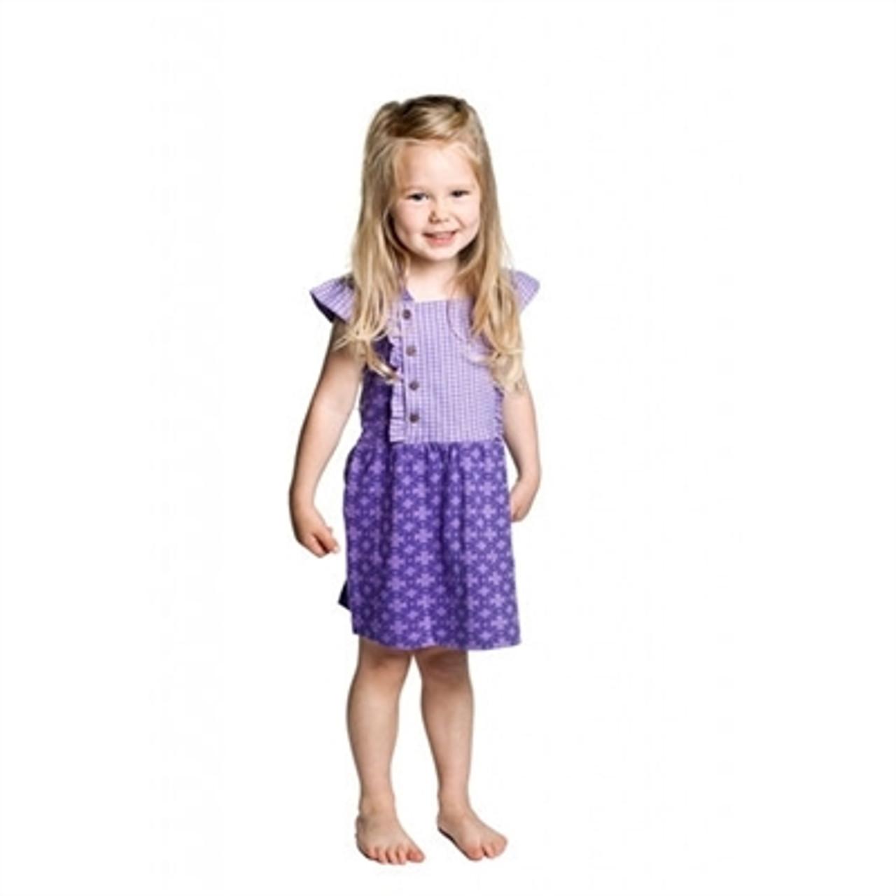 Kate Quinn Organic Girl's Dress - 12-18 Months