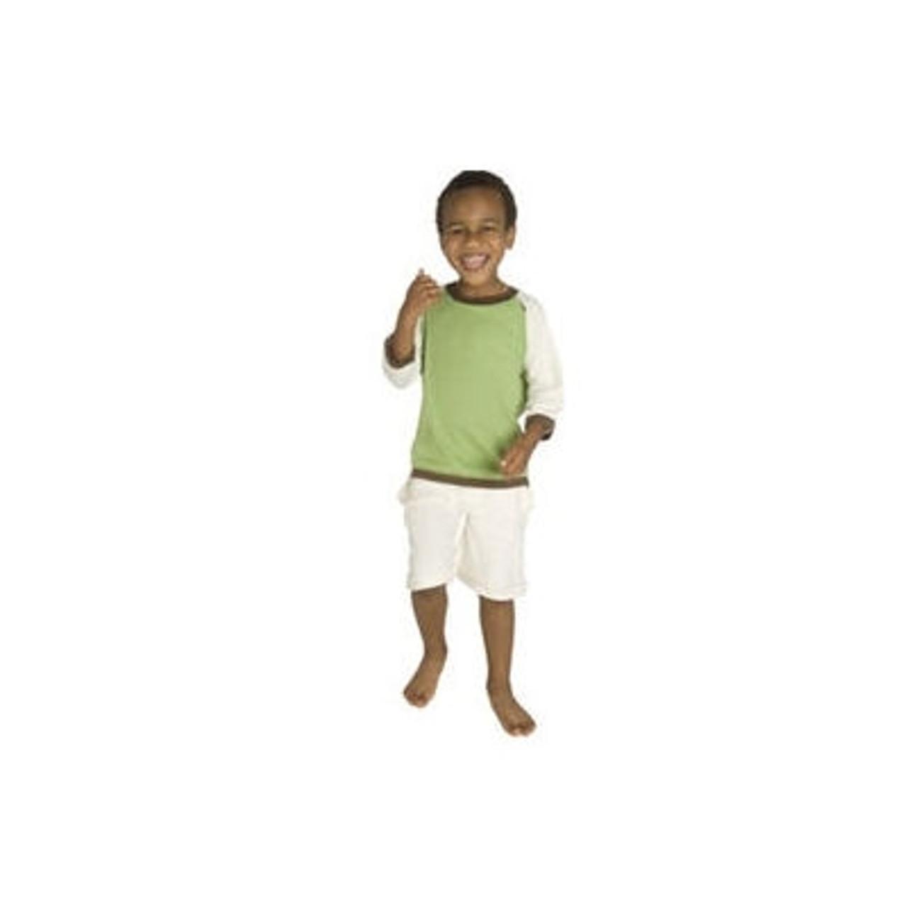 Kate Quinn Organic Kids' Clothes - Green 6t