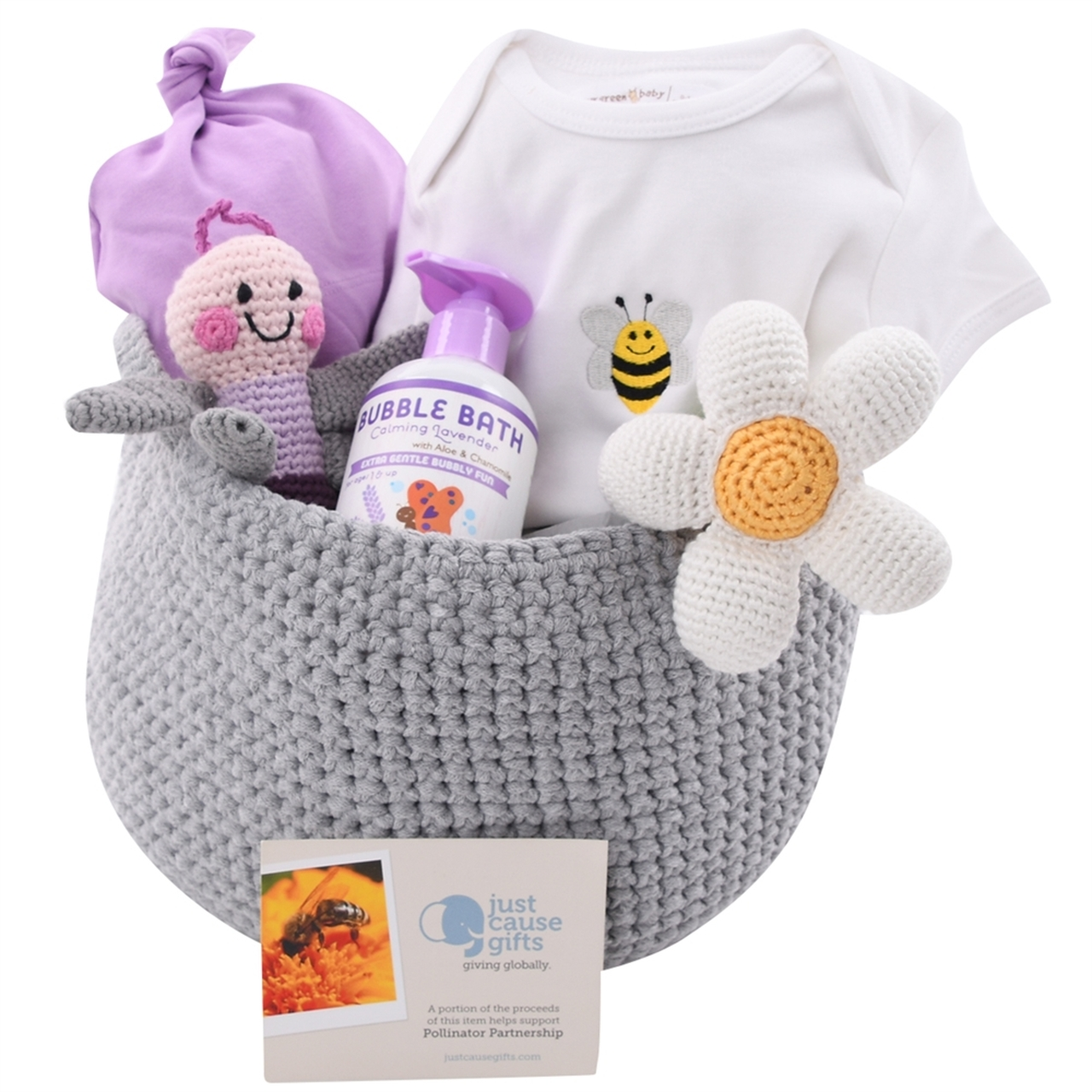 Baby Gift Basket - Bug's Life