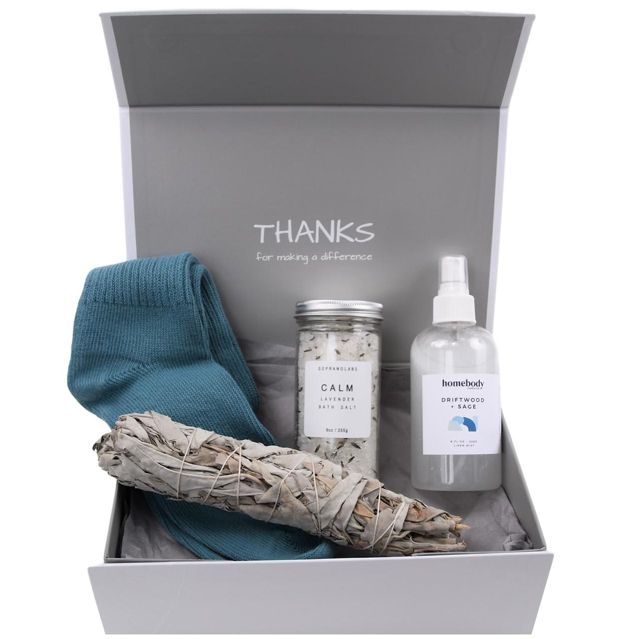 Natural Spa Gift Box - Calm