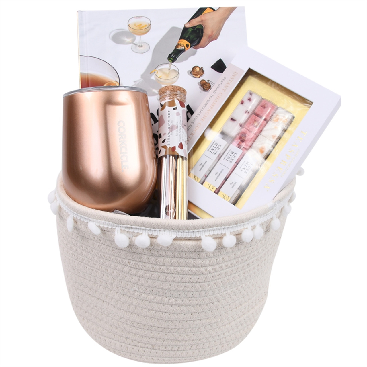 Gift Basket for Women -  Drink in Style