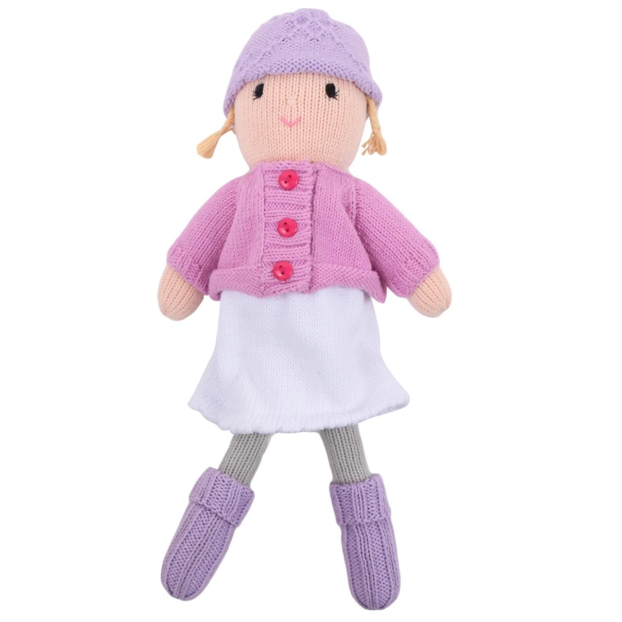Organic Stuffed Doll - Gretchen