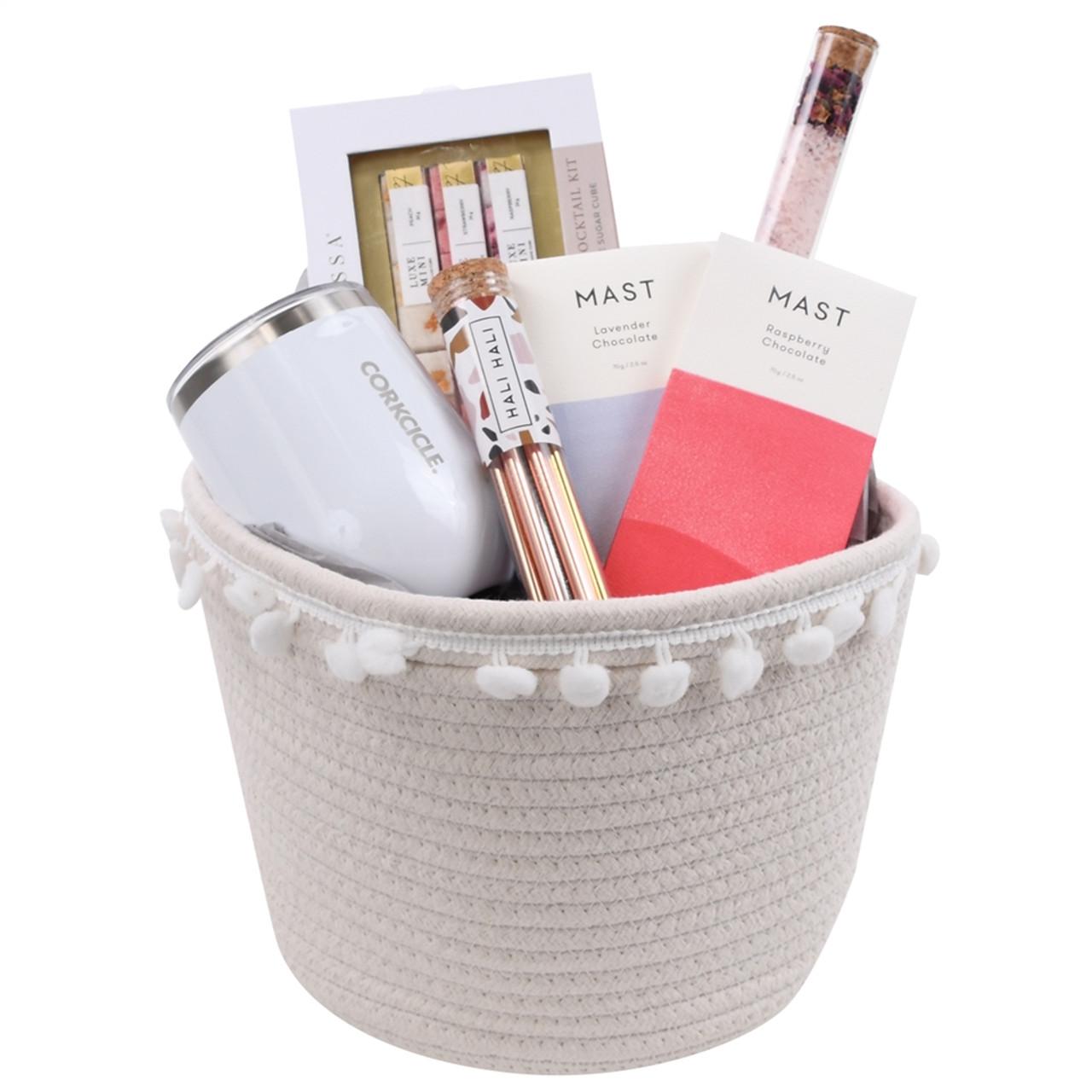 Bridesmaid Gift Basket - I Do Crew