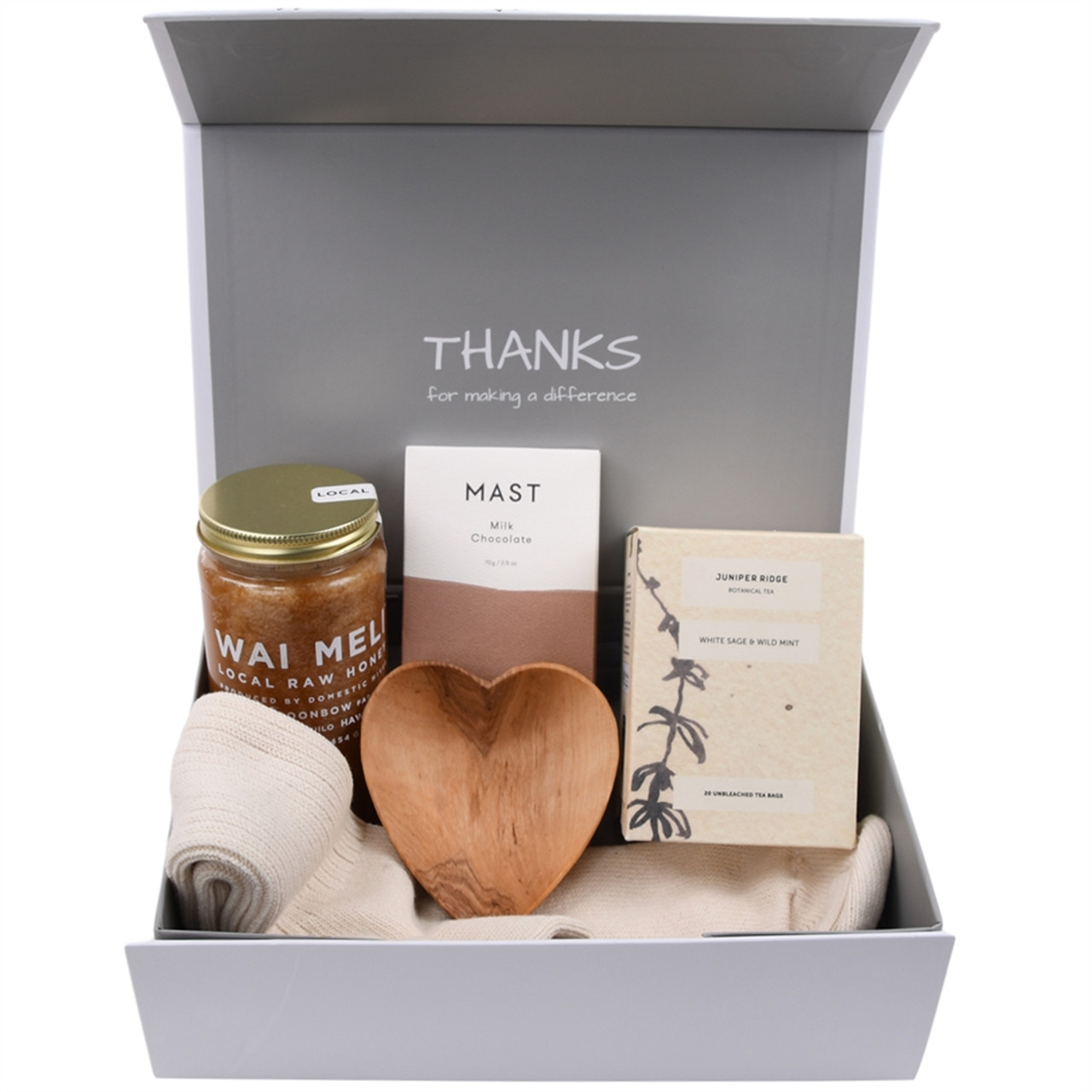 Natural Gift Box For Her Tea - Me Time