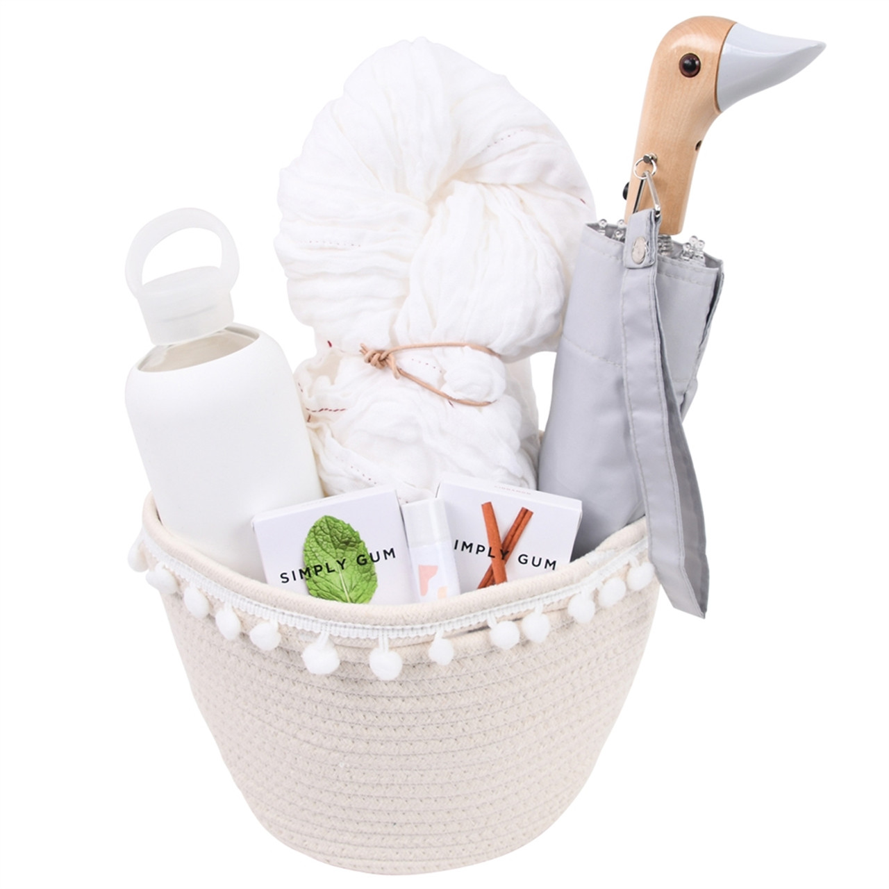 Birthday gift Basket for Women  - On The Go