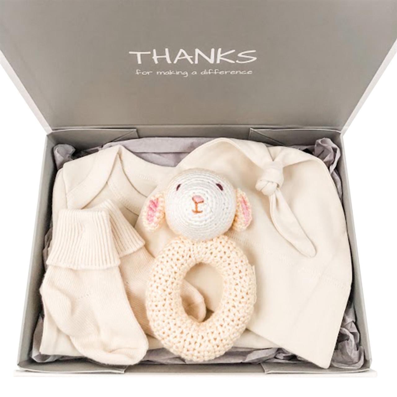 Organic Newborn Gift - Naturally Yours