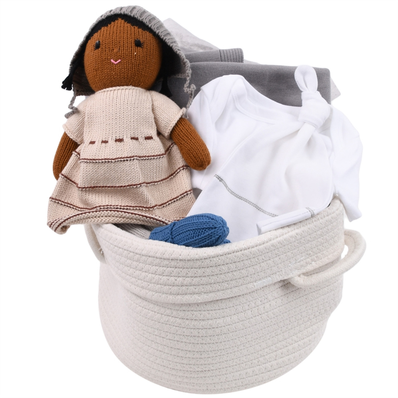 New Baby Gift Basket - Ready for Fun