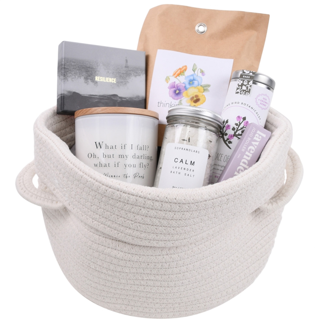 Thinking of You Gift Basket - Thoughtfully Yours