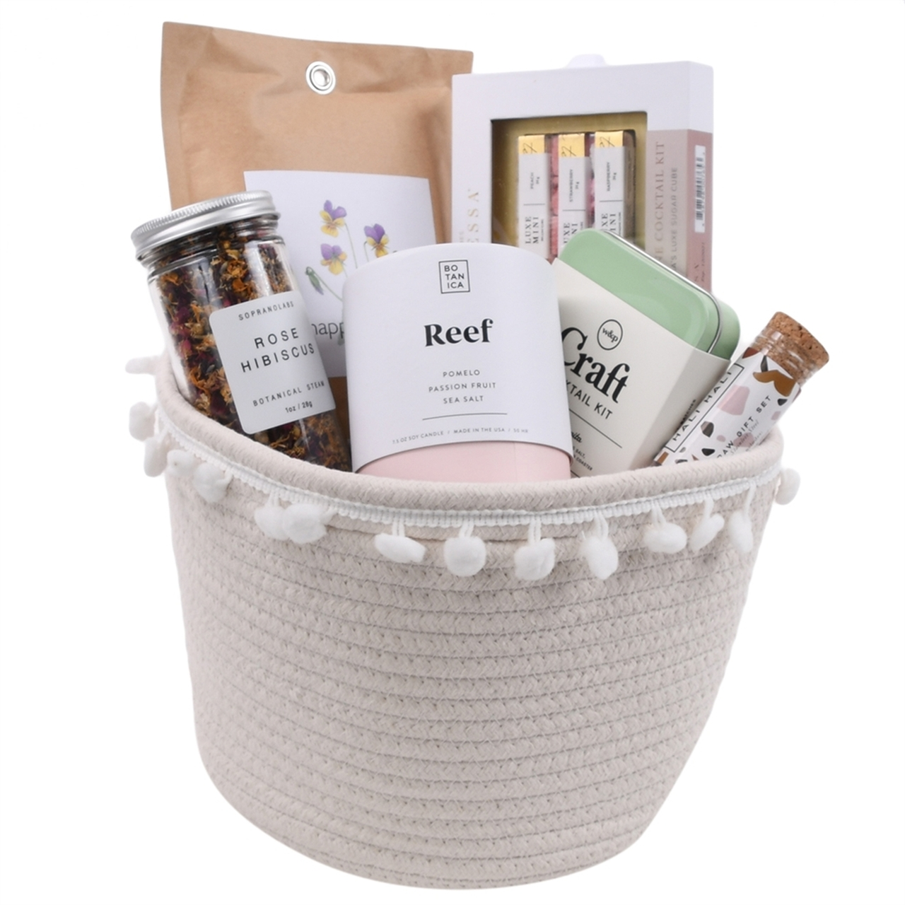 Birthday Gift Basket - Your Day