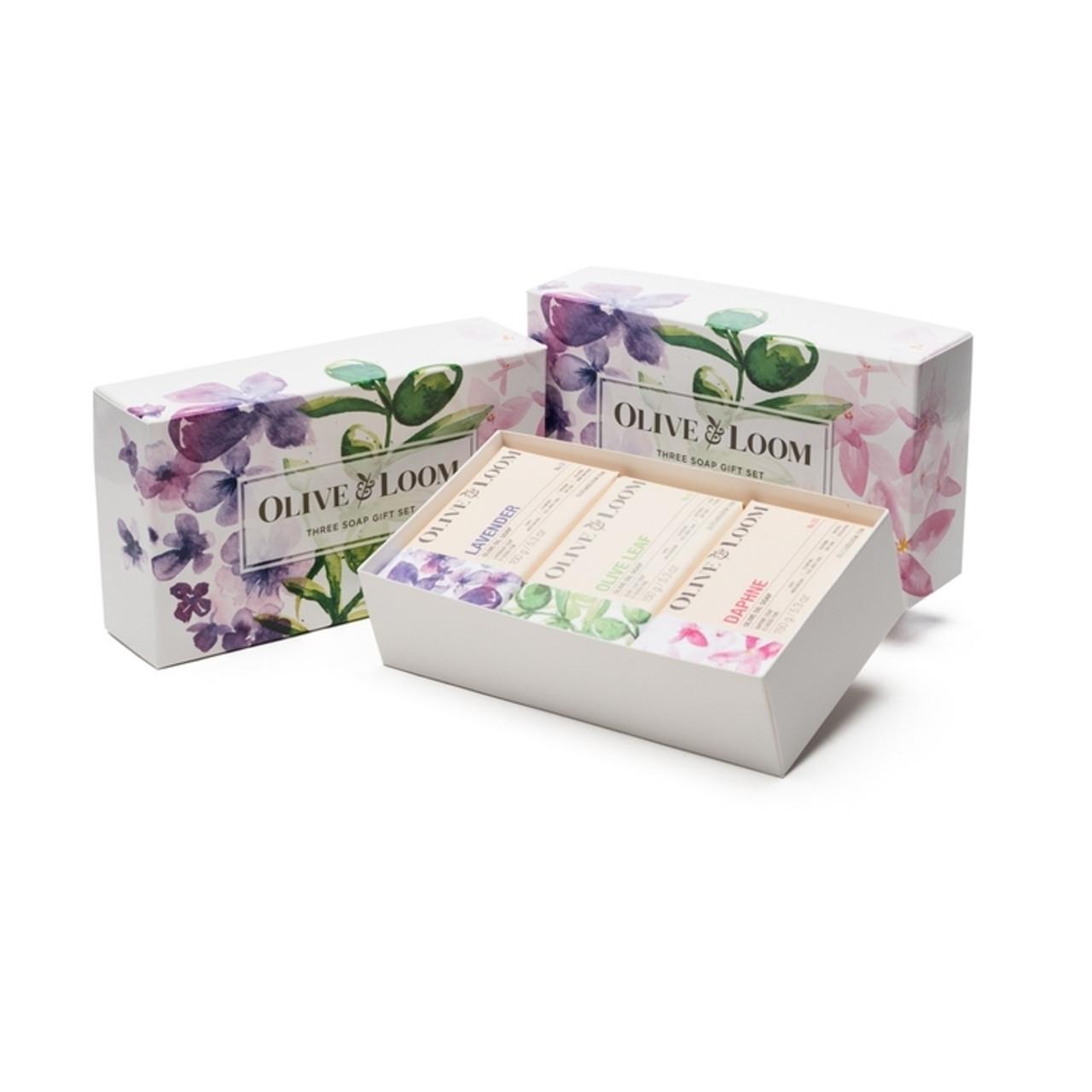 Olive Oil Soap Gift Set