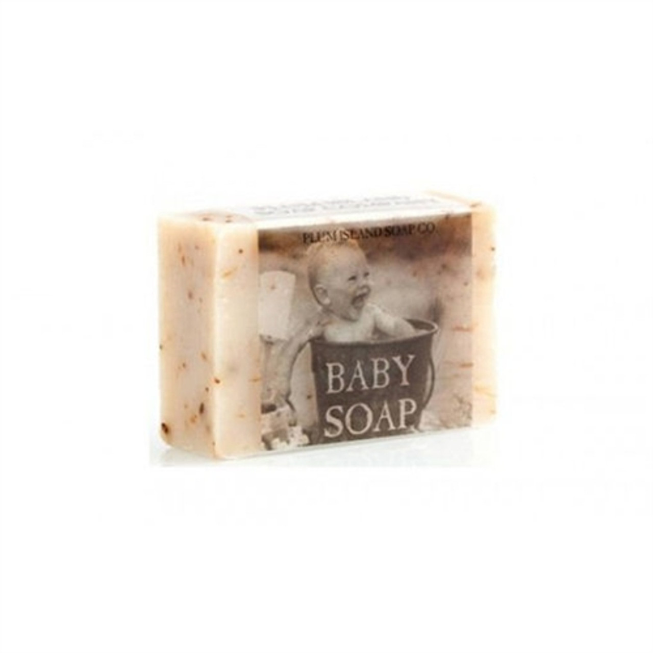 Organic Baby Soap - Plum Island