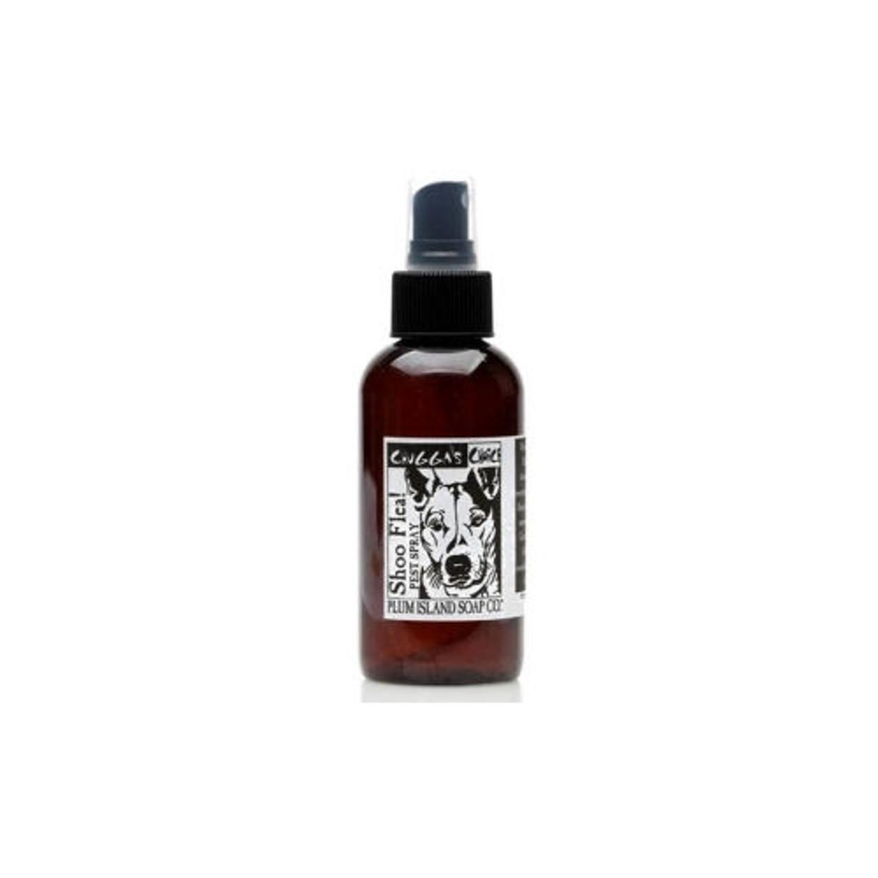 Natural Flea Spray - Plum Island