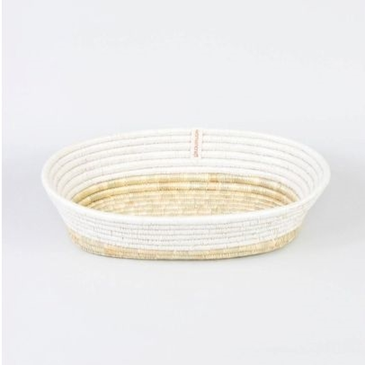 Upcycled Woven Bowl