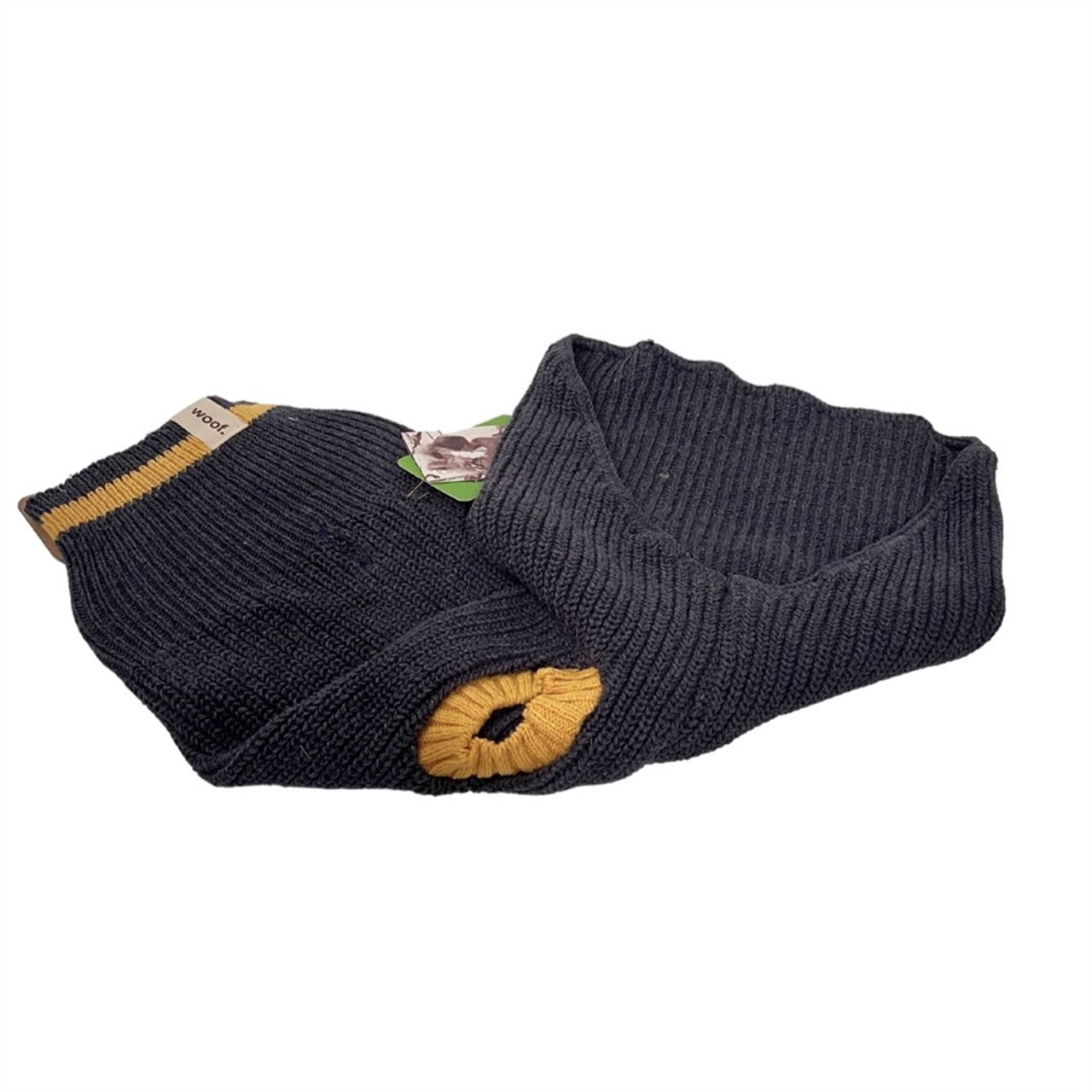 Reclaimed Cotton Dog Sweater - For Dogs 21